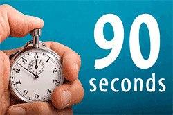 Интеллектуальная  игра «90 секунд»  возвращается!