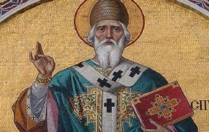 Поклониться мощам Святителя Спиридона в г. Можге!