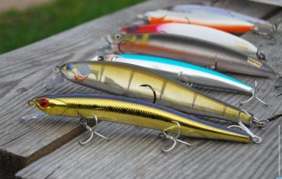 Любителям рыбной ловли