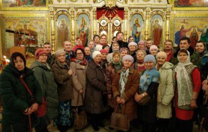 Для глухих состоялась экскурсия по Собору!