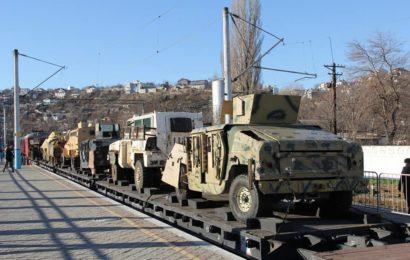 Военная акция в Ижевске