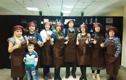 Мы посетили Музей шоколада!