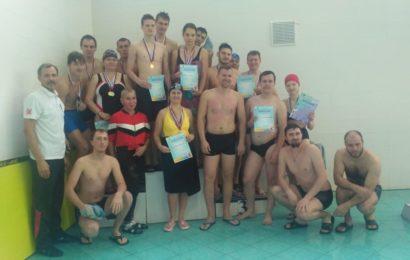 Соревнования по плаванию — результаты