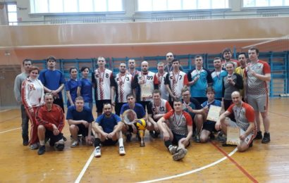 Праздничный волейбол — итоги