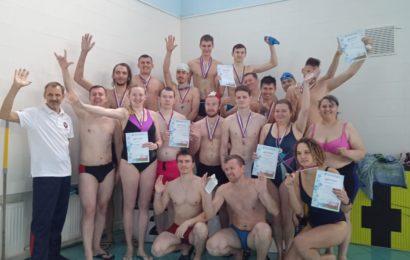 Как Дворец спорта принимал наших пловцов!