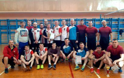 Спартакиада ВОГ. Волейбол