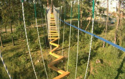 Острые ощущения в парке «Маугли»