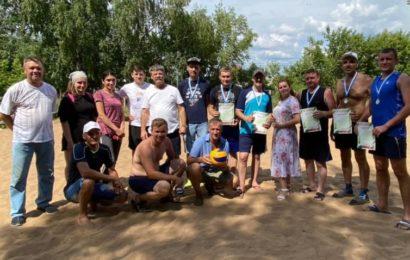 Спартакиада ВОГ. Пляжный волейбол